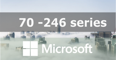 70-246 – Monitoring and Operating a Private Cloud with System Center 2012 R2 Online Training Series